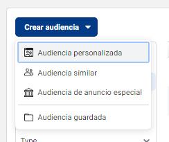 facebook ads audiencia personalizada