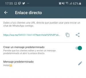 whatsapp buesiness enlace directo